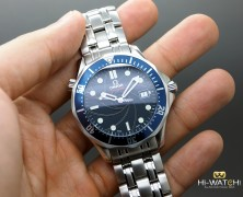 Omega Seamaster Diver 300M Co-Axial James Bond Limited 41 mm Ref. 2226.80.00