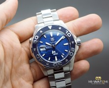 Tag Heuer Aquaracer 500M Leonardo Automatic Calibre 5 NRDC Limited 43 mm