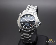 Omega Seamaster 300M Automatic White Gold Bezel 36 mm