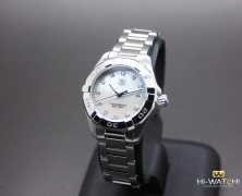 Tag Heuer Aquaracer Lady White MOP Diamond 27 mm รุ่นใหม่ชนช๊อป!!