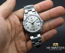 Rolex Oyster Perpetual Date Diamond Boy Size 36 mm