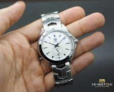 Tag Heuer Link White Dial Automatic Calibre 6 40 mm