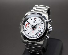 Tudor GranTour Automatic Chronograph White Dial 42 mm