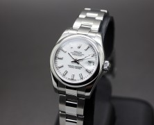 Rolex Datejust Lady White Dial 26 mm Ref.179160 (Series Z)