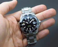 ​Tag Heuer Aquaracer 300M Automatic Calibre 5 Black Ceramic 41 mm