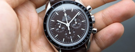Omega Speedmaster Moonwatch Professional 1863 Brown Dial 42 mm