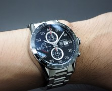 Tag Heuer Carrera Automatic Chronograph Calibre 1887 Black Ceramic 43 mm