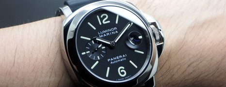 Panerai 104 S.G Luminor 44 mm
