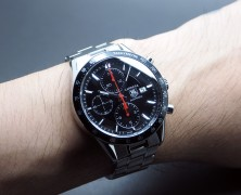 Tag Heuer Carrera Automatic Chronograph Calibre 16 Red Hand 41 mm