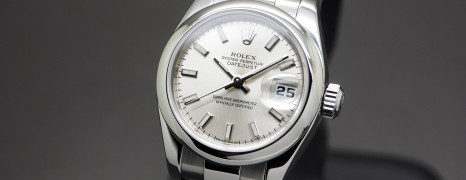 Rolex Datejust Lady Silver Dial 26 mm Ref.179160 (Series D)