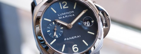 Panerai 120 Luminor 40 mm S.H