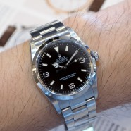 Rolex Explorer I 36 mm Ref.114270 (Series F)