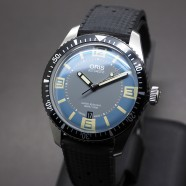 Oris Divers Sixty-Five Blue/Grey Dial 40 mm (NEW)