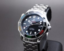 "Omega Seamaster Diver 300M OLYMPIC COLLECTION ""RIO 2016″ LIMITED EDITION 41 mm"
