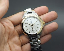 Tag Heuer Link 2K White Dial Automatic Calibre 6 40 mm