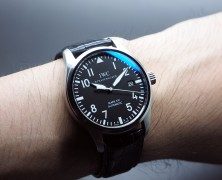IWC Pilot Mark XVI Black Dial Automatic 39 mm Ref.IW325501