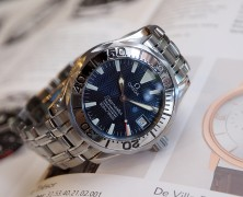 Omega Seamaster 300M Automatic Jacques Mayol 1999 Limited Edition 36 mm