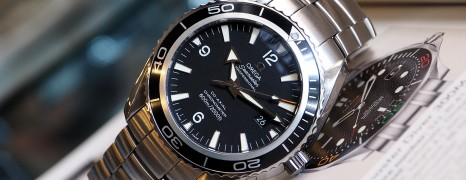 Omega Seamaster Planet Ocean Cal.2500 45.5 mm