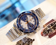Tudor Heritage Chrono Blue 42 mm