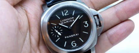 Panerai 177 S.K Luminor Titanium 44 mm