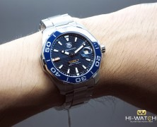 Tag Heuer Aquaracer 300M Automatic Calibre 5 Blue Ceramic 41 mm