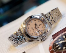 Tudor Prince Date Mini Sub Boy Size 34 mm
