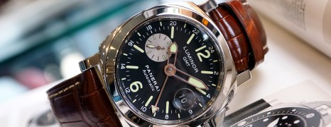 Panerai 88 Luminor GMT 44 mm Series Q (2015)