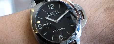 Panerai 312 Luminor 44 mm S.O