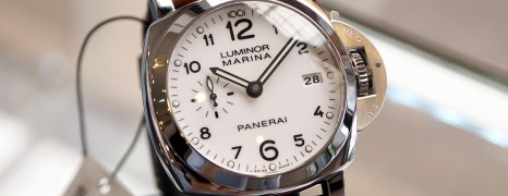 Panerai 523 Luminor 42 MM (New in Box)