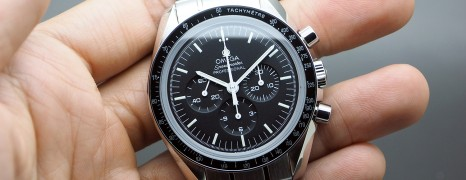 Omega Speedmaster MoonWatch Professional Chronograph 1863 Black Dial 42 mm