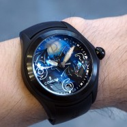 Corum Bubble Bats Black PVD 42 mm (Limited Edition 88 เรือน)