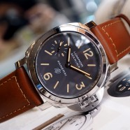 Panerai 632 Luminor Gold Hand Logo 44 mm S.T (New In Box)