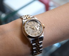 Rolex Datejust 2K Lady Jubilee Diamond 27 mm REF.69173