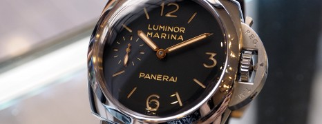 Panerai 422 Luminor 1950 3 Days 47 mm S.O