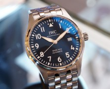 "IWC Mark XVIII Edition ""LE PETIT PRINCE"" Blue Dial 40 mm Ref.IW327014"