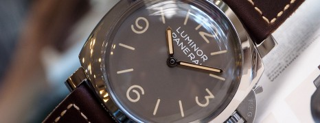 Panerai 663 Luminor 1950 3 Days Acciao Limited Edition 47 mm S.S