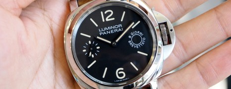 Panerai 590 Luminor 8 Days S.R