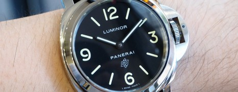 Panerai 0 Luminor 44 mm S.T (NIB)
