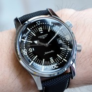 Longines Legend Diver Date 42 mm