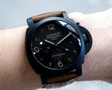 Panerai 441 Luminor 1950 3 Days GMT Automatic Ceramica 44 mm S.R