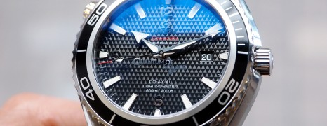 """Omega Seamaster Planet Ocean """"007 Quantum of Solace Limited Edition"""" 45.5 mm"""