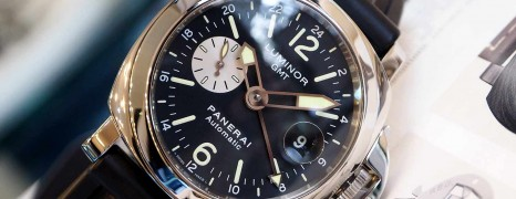 Panerai 88 Luminor GMT 44 mm Series K