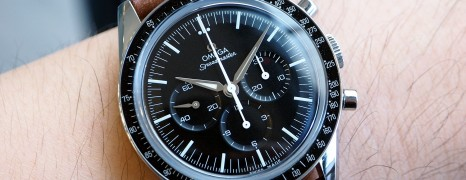 "Omega Speedmaster ""FOIS"" First Omega in Space (Numbered Edition) 39.7 mm"