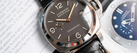 Panerai 351 Luminor 1950 S.P 44 mm
