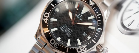 Omega Seamaster 300 Automatic Chronometer 41 mm