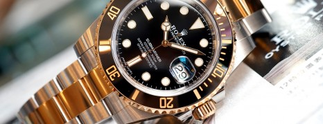 Rolex Submariner 2K Black Dial Ceramic Ref.116613LN 40 mm NIB
