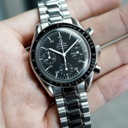 Omega Speedmaster Reduced Automatic Black Dial 39 mm