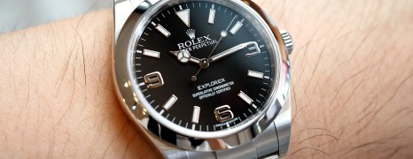 Rolex Explorer I 39 mm Ref.214270 (Random Series)