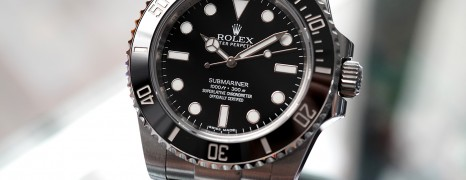 Rolex Submariner No Date Ceramic Ref.114060 40 mm (Random Series)