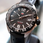 Tag Heuer Formula 1 Quartz Black Dial 41 mm